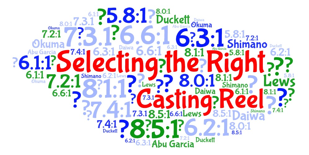 Selecting the Right Casting Reel