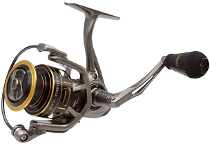 Team Lews Custom Pro Speed Spin Spinning Reel