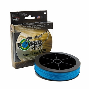 PowerPro Super8Slick V2 Braided Line 300yrds