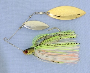 Stanley Vibra Wedge Extreme Spinnerbait