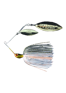 Stanley Vibra Wedge Hand Tied Skirts Spinnerbait
