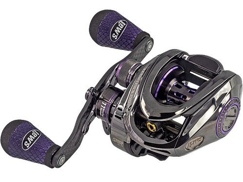 Team Lews Pro Ti Speed Spool SLP Casting Reel