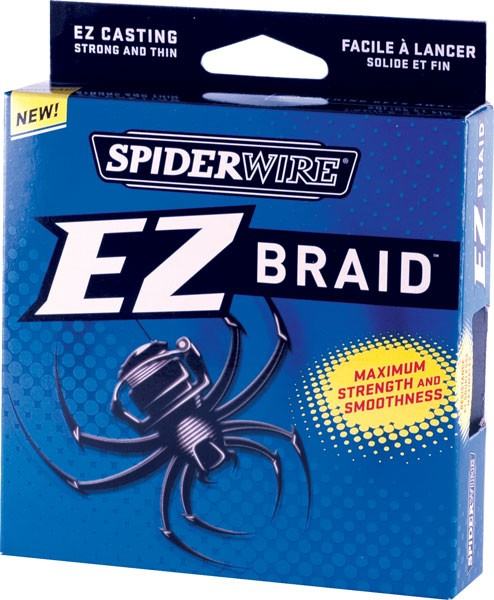 Berkley Spiderwire EZ-Braid Fishing Line